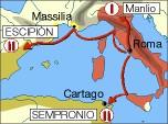 Segunda Guerra Púnica: el plan de Roma